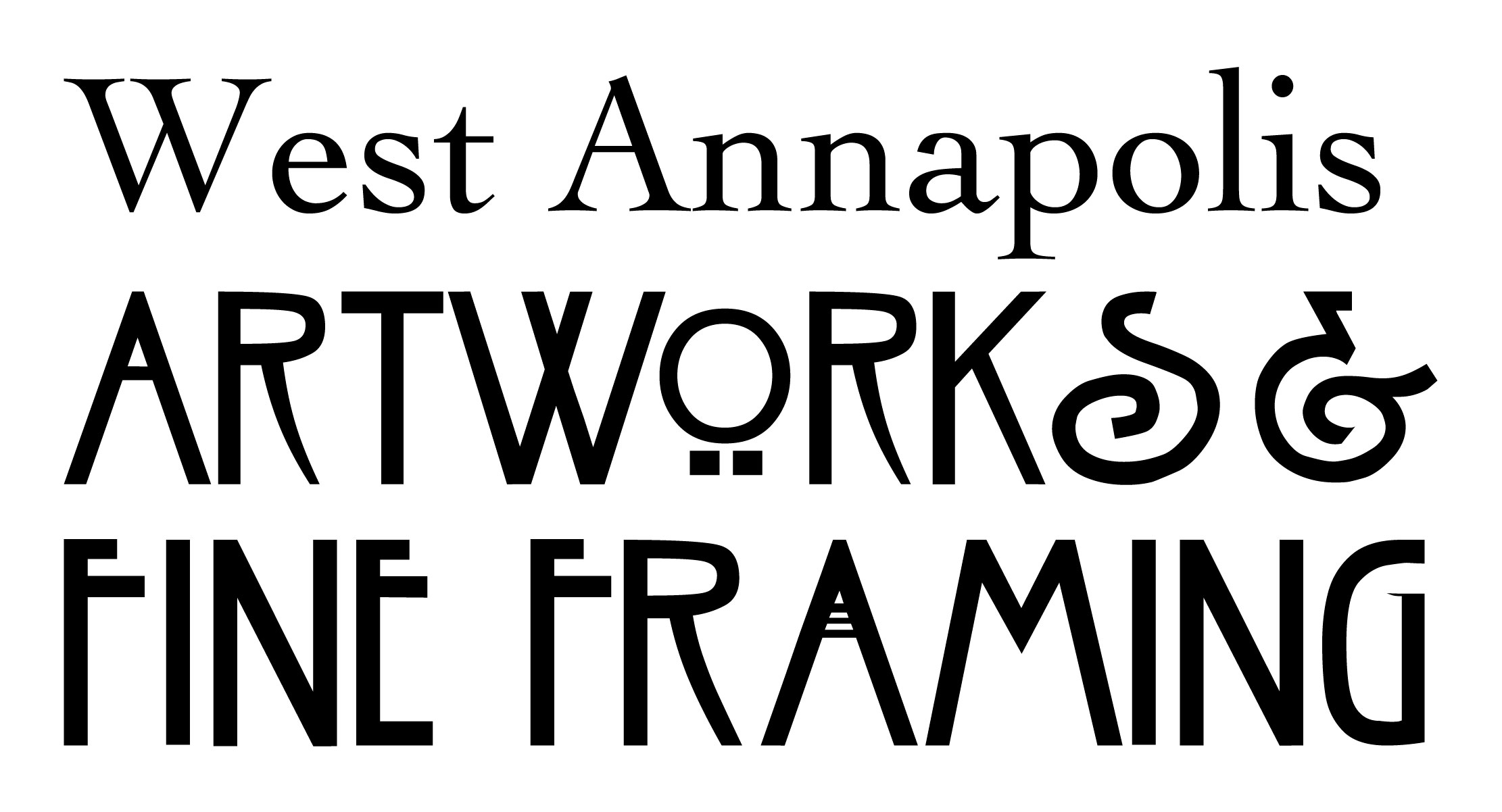 West Annapolis Artworks & Fine Framing