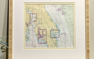 5 WAYS TO INCORPORATE MAPS INTO YOUR HOME DECOR